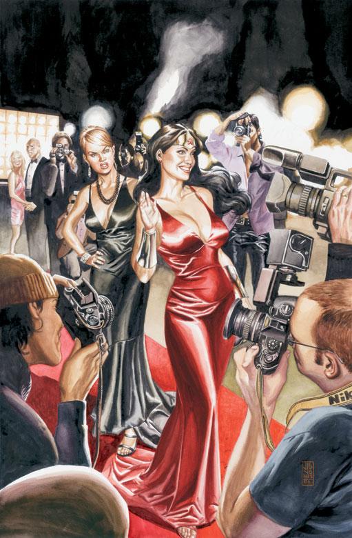 DC Wonder Woman The Original Encyclopedia of Comic Book Heroes PB Vol 2 2007