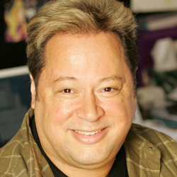 Joe Quesada. Marvel editor-in-chief