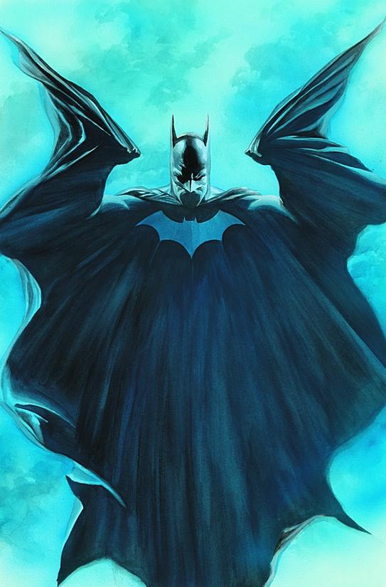 Batman... the Dark Knight