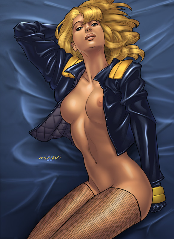 Matchless Black canary naked come