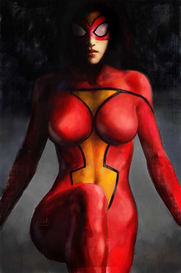 spider-woman-alex-maleev