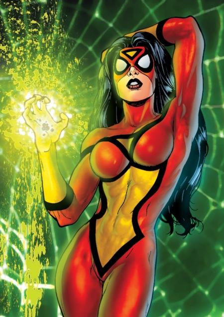 spider-woman-fabio-sliachticas-sexy-jessica-color