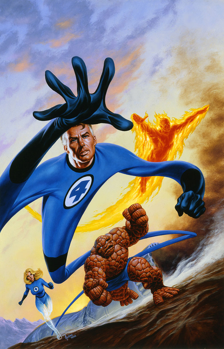 the_fantastic_four_by_joejusko