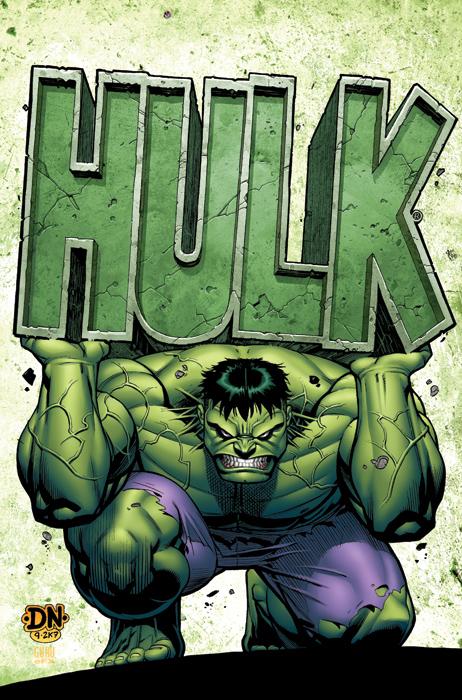 Hulk 600