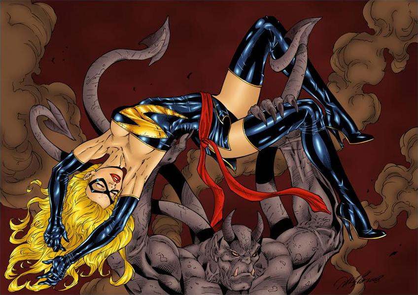 Goblin queen art of deep throat - 3 1