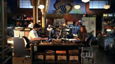 Smallville 8x02 Daily Planet