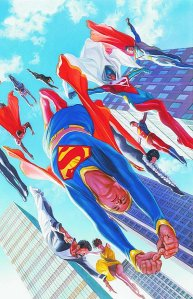 Supergirl v.4 #35 Alex Ross