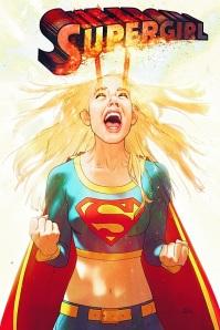 Supergirl v.4 #36 Joshua Middleton