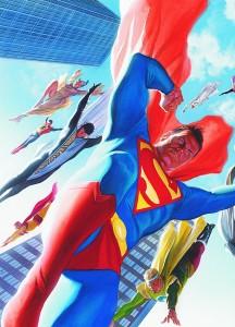 Superman 681 Alex Ross