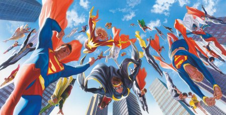 Superman alexrossposter-art