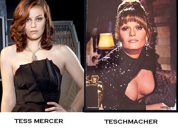 Teschmacher - Tess Mercer