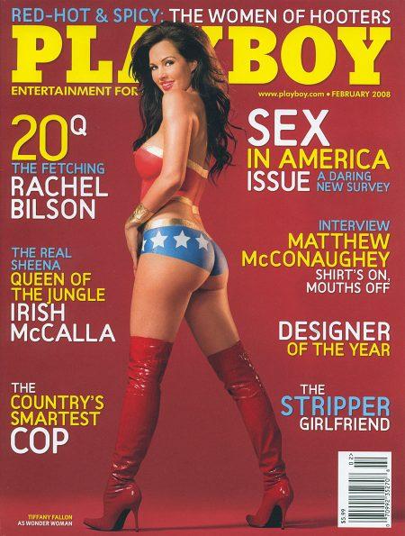 WW Playboy-February-2008 Tiffany Fallon