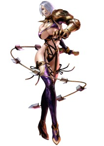GAMES Soul Calibur - 4-ivy-bits