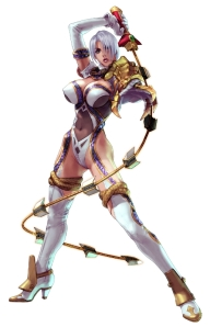 GAMES Soul Calibur - Ivy