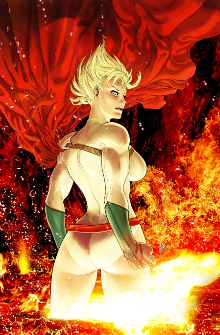 Power_Girl_6 Guillem March