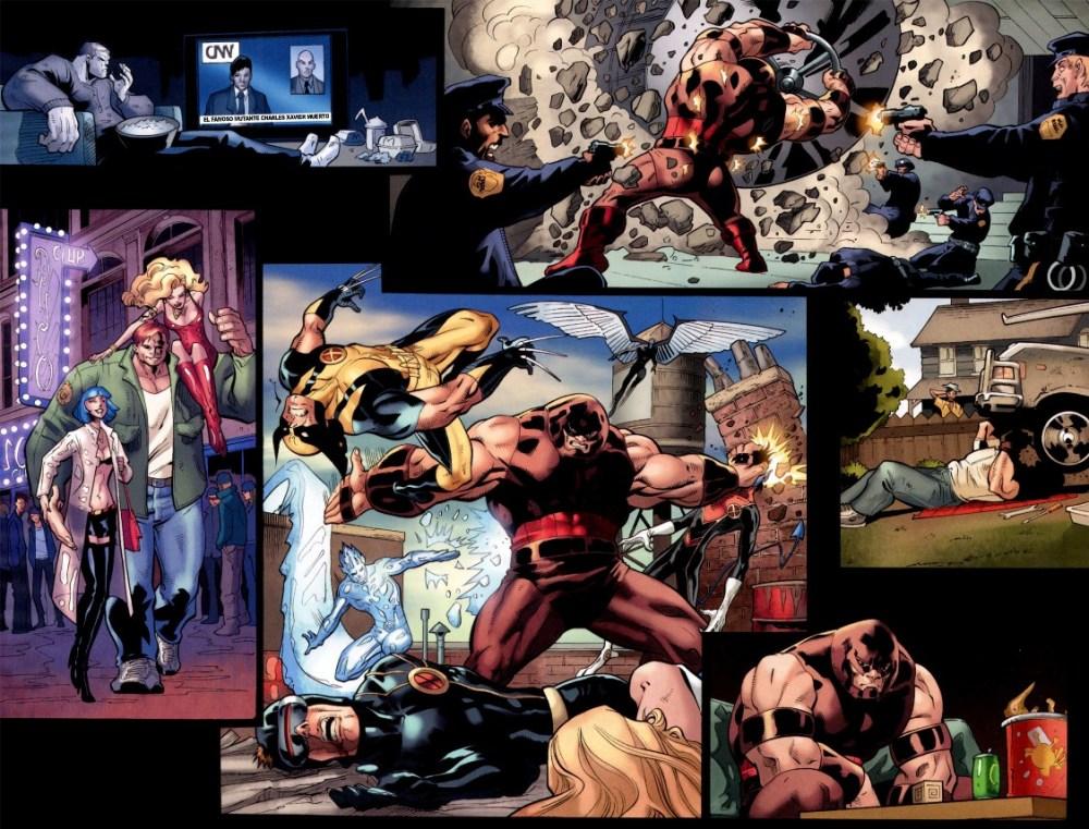 X-Men Legacy nro 219-020