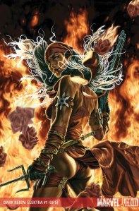 Dark Reign Elektra 1