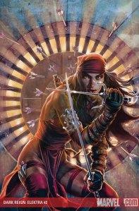 Dark Reign Elektra 2