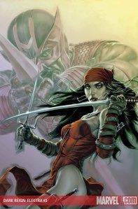 Dark Reign Elektra 3