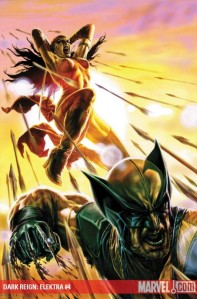 Dark Reign Elektra 4