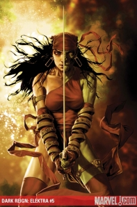 Dark Reign Elektra 5