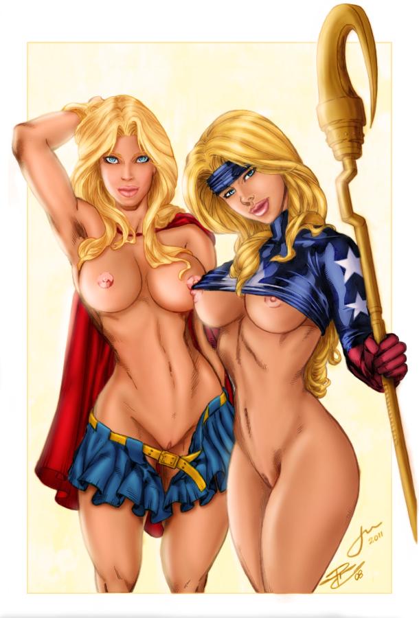 nude supergirl porn star