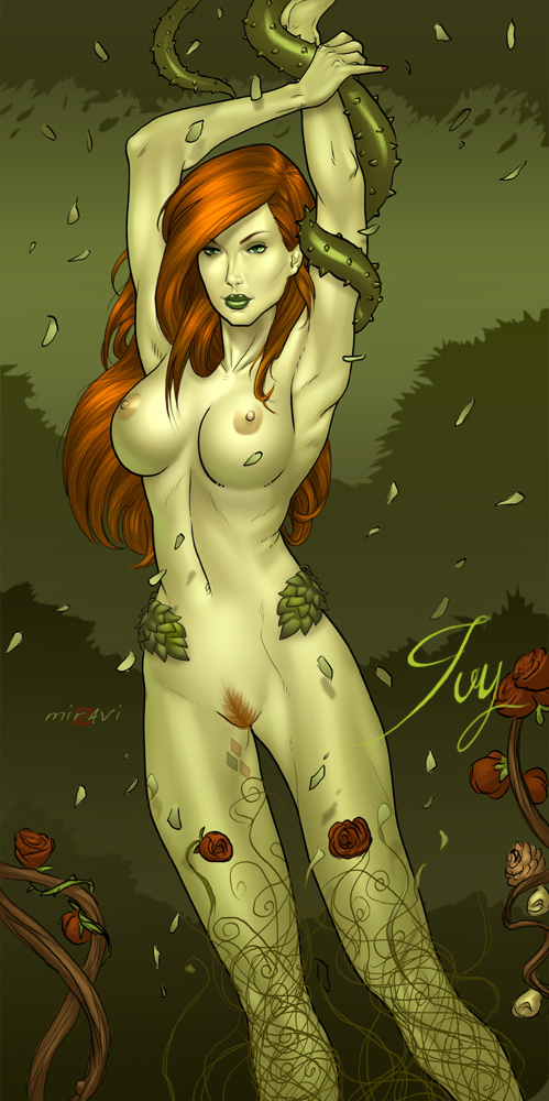Remarkable, Poison ivy nude sex xxx