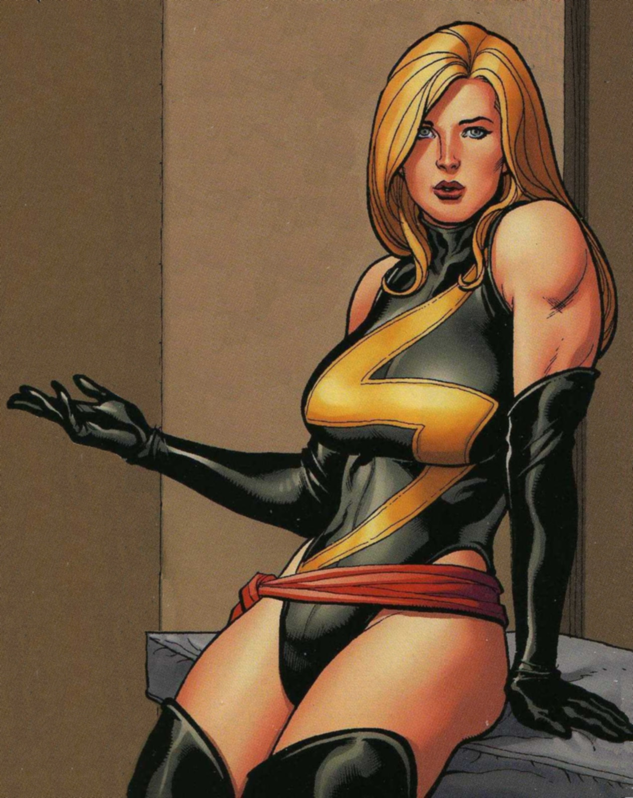 Sexy girls of marvel join