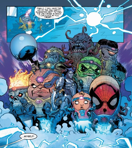 Secret Wars - Battleworld (2015) 001-012
